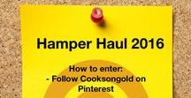 Black Friday/Cyber Monday Weekend 2016 Hamper Haul / Fancy winning a Hamper filled with jewellery making products of your choice? Then this is your chance, with Cooksongold's Black Friday Weekend Hamper Haul, simply re-pin your 10 favourite products from the selection below and you could be in with a chance of winning! Ends midnight, Monday 28th November 2016.  How to enter and T+Cs here: http://bit.ly/2eup0OJ
