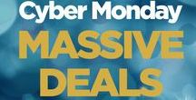 Black Friday/Cyber Monday Deals 2016 / Check out some of our Black Friday and Cyber Monday Deals for 2016, including some new and exclusive products! Head over to www.cooksongold.com for all the massive deals we have on for a limited time only!