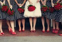 Bridesmaid loveliness
