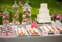Wedding Cakes & Sweet Candy Table Ideas