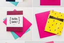 cards / by Julia Engel
