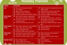 The Organized Holiday