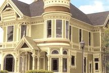 Victorian Homes / by Janice