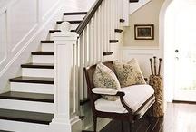 Stairs/Hallways