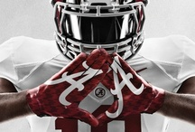 ROLL TIDE / by Cathy Wysner