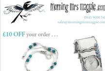 Special Deals & Offers / Special Deals & Offers- http://www.morningmrsmagpie.com / by MorningMrsMagpie