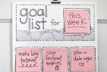 Goals / by Joanna Acclis