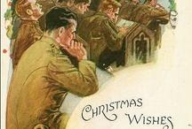 Old Timey Christmas / by Bobbie Hofmister