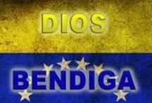 VENEZUELA / Den gracias al Señor,  invoquen su Nombre,  anuncien entre los pueblos sus proezas,  proclamen qué sublime es su Nombre.