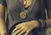 Jewels, bits & bobs / by Marivenia Chiotopoulou