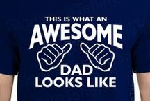 Celebrating Great Dad's / Ideas that'll make your Dad know he's your number ONE! #FathersDay #DadsDay