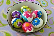 Easter & The Bunny  / Desserts, #DIY home decoration, and ideas to bring the family closer.