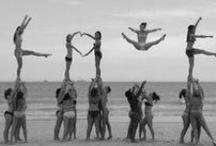 Cheer / Everything cheerleading! / by Kelly Brooks-Vaupel