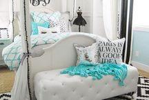 Cam's new bedroom