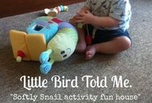 REVIEW | Little Bird Told Me / by Judy Pink .