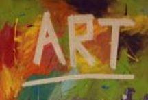 Art & Humanities Class / by Melissa Missy Knight