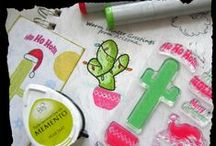 Clear Stamps / Stamps and stamp ideas... / by Stampin D'Amour