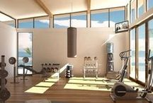Fitness - Home Gym / by Joanna Acclis