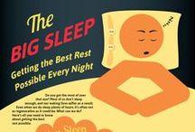 Health - Sleep / by Joanna Acclis