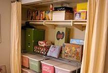 Household - Closet / by Joanna Acclis