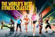 Fitness - Les Mills Gym Classes / All things Les Mills classes - banging music  / by Joanna Acclis