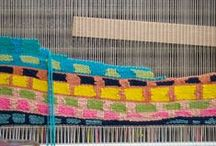 Weaving. / by Lauren Roberts