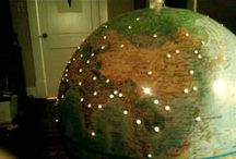 DIY Maps/Globe projects / by J Johnsen
