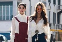 FASHION WEEK September 2015 / Streetstyle, runways, and news from the S/S 2016 Fashion Week in New York, London, Milan and Paris