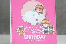 MAMA ELEPHANT / Cute Mama Elephant cards... / by Stampin D'Amour