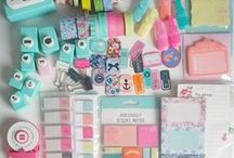 Planners and Journals / Planner organization, Filofax, planner addiction, cute Kawaii pens, washi tape love... / by Stampin D'Amour