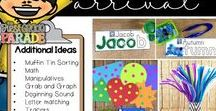 Back to School Ideas / back to school read alouds, back to school routines, newsletters, meet the teacher