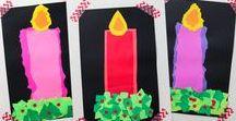 December Holiday Crafts & ActivitiesIdeas / Christmas crafts, Christmas activities