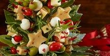 Holiday Recipes / From holiday-infused cheese boards to an elegant dinner party menu filled with seasonal recipes, you'll be sure to delight everyone on your holiday list with these recipes from Wisconsin cheese.