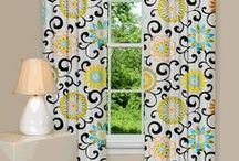 Curtains / Great ideas for curtains throughout your home