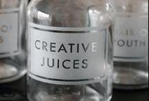 Creative Juices / by Trey W