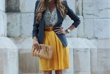 FASHION / things to wear, replicate or pick up inspiration from