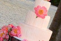 Wedding Cake Ideas / Have fun creating the cake !