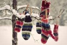 The magic of winter. / by Soledad Calabuig