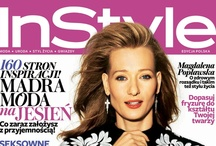 InStyle Covers 2012