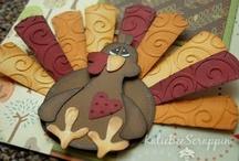 Fall/Thanksgiving Cards/Ideas / by Sherry Dobreski
