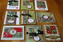 One Sheet Wonder Cards / by Sherry Dobreski