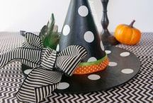 Halloween Projects / Halloween is one of the funnest holidays to decorate for. Whether you're having a special party, making a gift for someone or just getting ready for trick or treaters, we've got loads of unique surfaces and festive designs to choose from.