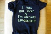 for my future little humans!