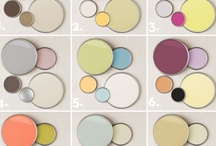 Paint Colors / by Gayle Gasperin Klancnik