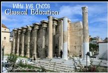 Classical Education / Classical homeschool education method
