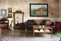 living room. / Where we relax   Spaces by Diana. / by Spaces by Diana