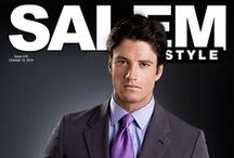Salem Style / Stay up to date with the latest news and gossip from Salem / by Days of our Lives
