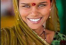 India faces / by Mariangeles Mandagaran