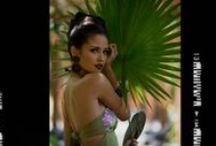 Miss World with Blue Glue Bikinis / 11 Contestants of Miss World 2013 exclusive photoshoot with Blue Glue bikinis