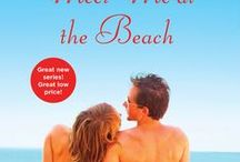 Seashell Bay Series / Contemporary romance series set on a pretty little island in Maine, written with my hubby as V.K. Sykes